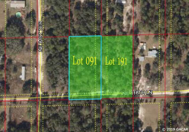 8231 NE 118th Lane, Bronson, FL 32621 (MLS #428604) :: Pristine Properties