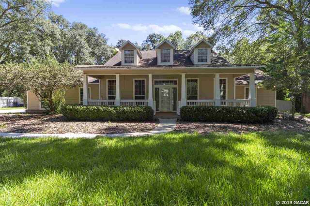 2809 SW 132nd Terrace, Archer, FL 32618 (MLS #428609) :: Rabell Realty Group