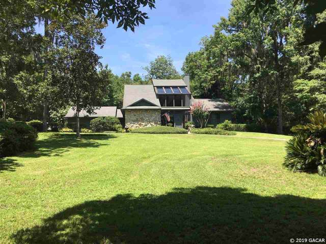 4384 NW 122nd Street, Gainesville, FL 32606 (MLS #428627) :: Rabell Realty Group