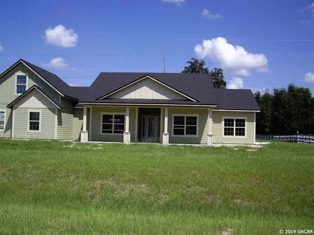 25478 NW 173 Avenue, High Springs, FL 32643 (MLS #428635) :: Bosshardt Realty
