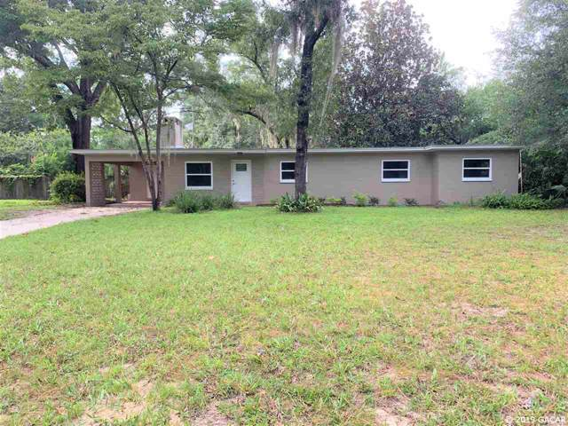 2002 NW 37 Boulevard, Gainesville, FL 32605 (MLS #428724) :: Bosshardt Realty