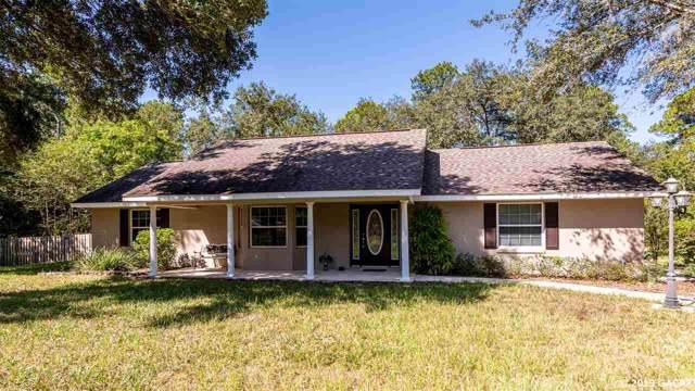 11522 NE 205TH Terrace, Waldo, FL 32694 (MLS #428754) :: Rabell Realty Group