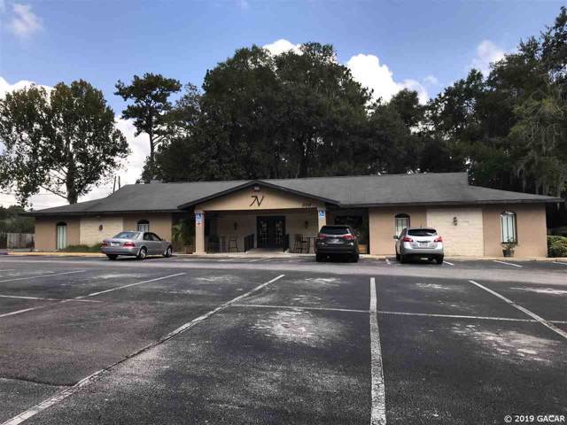 606 NW 75TH Street, Gainesville, FL 32607 (MLS #428838) :: Rabell Realty Group