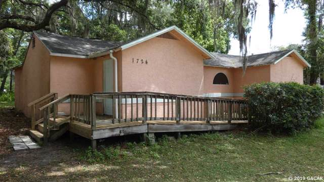 1724 SE 2nd Avenue, Gainesville, FL 32641 (MLS #428852) :: Abraham Agape Group