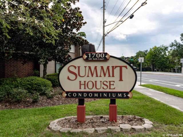 1700 SW 16th Court D-27, Gainesville, FL 32608 (MLS #428853) :: Pristine Properties