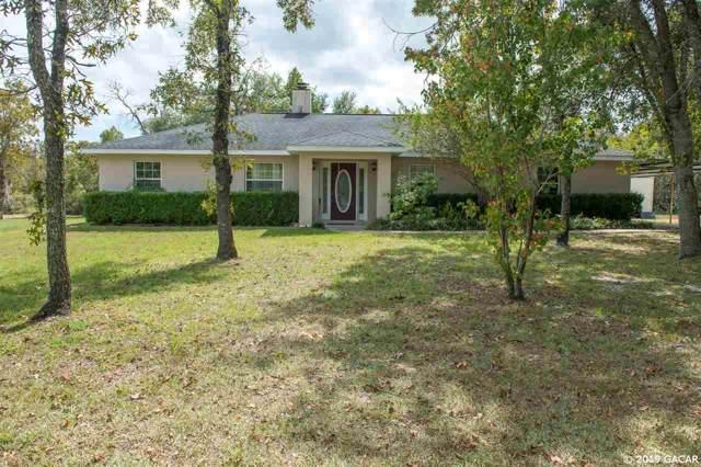 11190 NE 60th Street, Bronson, FL 32621 (MLS #428867) :: Pristine Properties