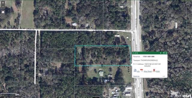 15872 NE Us Highway 301 Road, Waldo, FL 32694 (MLS #429043) :: Pepine Realty