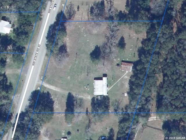 16507 NW Sr 45, High Springs, FL 32643 (MLS #429044) :: Pepine Realty