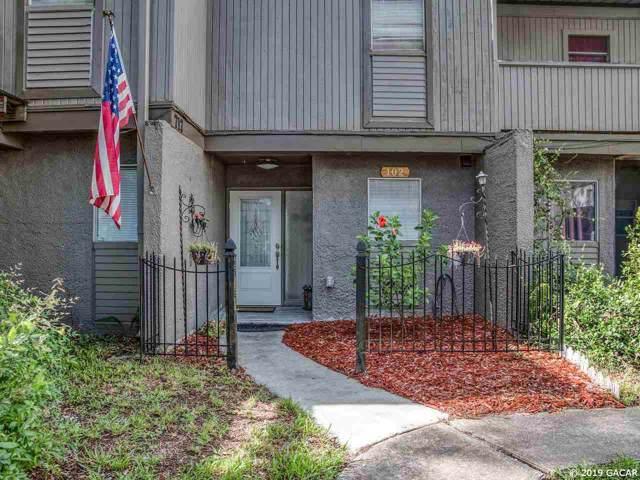 717 SW 75TH ST #102, Gainesville, FL 32607 (MLS #429055) :: Bosshardt Realty