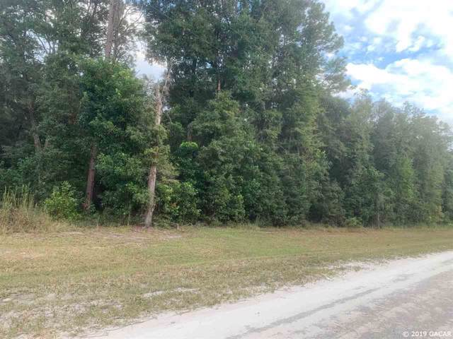 Lot 22 NW 268th Terrace, High Springs, FL 32643 (MLS #429091) :: Rabell Realty Group