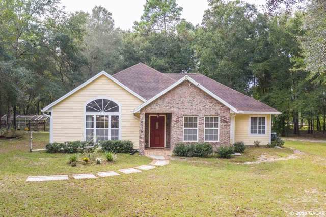 6579 SE 82nd Avenue, Newberry, FL 32669 (MLS #429164) :: Bosshardt Realty