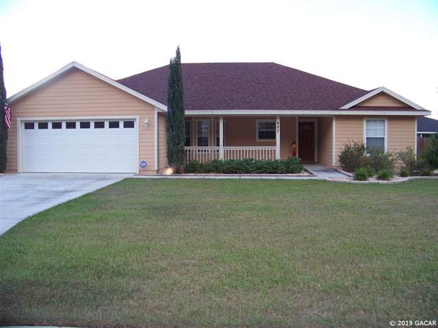 487 NW 233 Terrace, Newberry, FL 32669 (MLS #429186) :: Pristine Properties