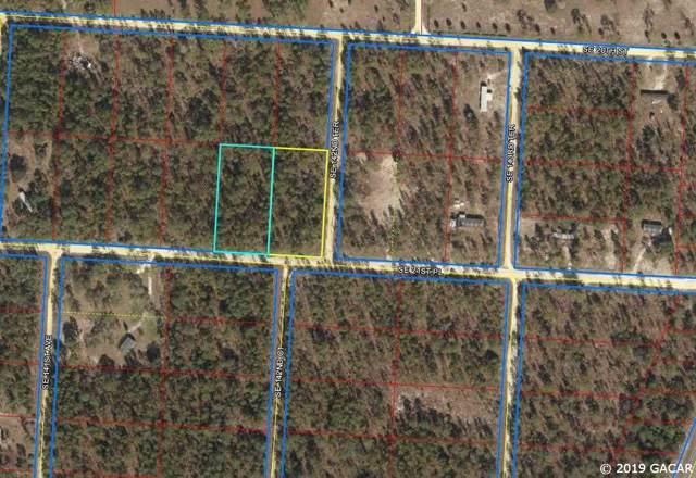 TBD SE 21st Place, Morriston, FL 32668 (MLS #429248) :: Pristine Properties