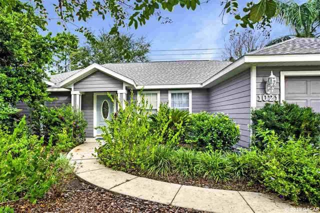 1021 NW 86th Terrace, Gainesville, FL 32606 (MLS #429254) :: Pristine Properties