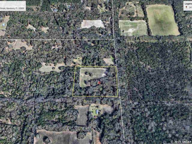 2418 NW 154TH Street, Newberry, FL 32669 (MLS #429255) :: Rabell Realty Group
