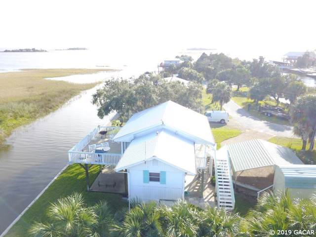 215 E 8th Avenue, Horseshoe Beach, FL 32648 (MLS #429264) :: Bosshardt Realty