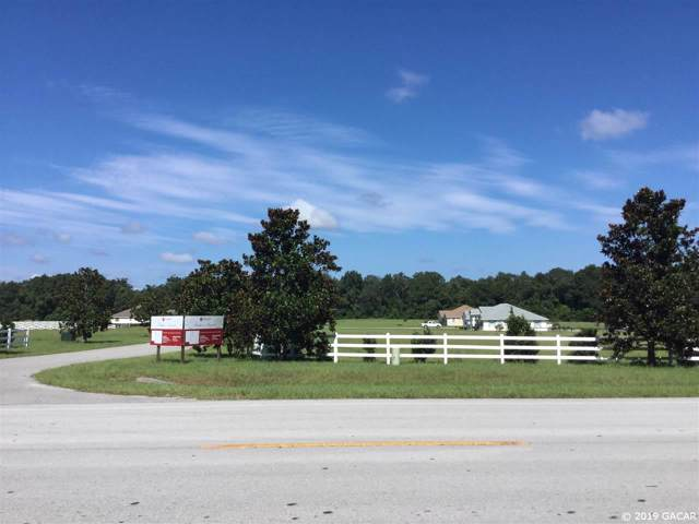 00 NW 143rd Road, High Springs, FL 32643 (MLS #429267) :: Rabell Realty Group