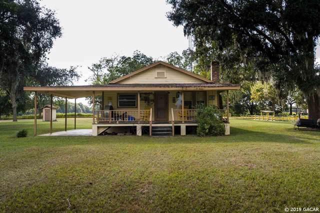 7352 SE 175 Avenue, Morriston, FL 32668 (MLS #429281) :: Pepine Realty