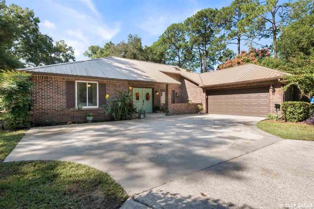 717 Nightingale Street, Keystone Heights, FL 32656 (MLS #429282) :: Bosshardt Realty