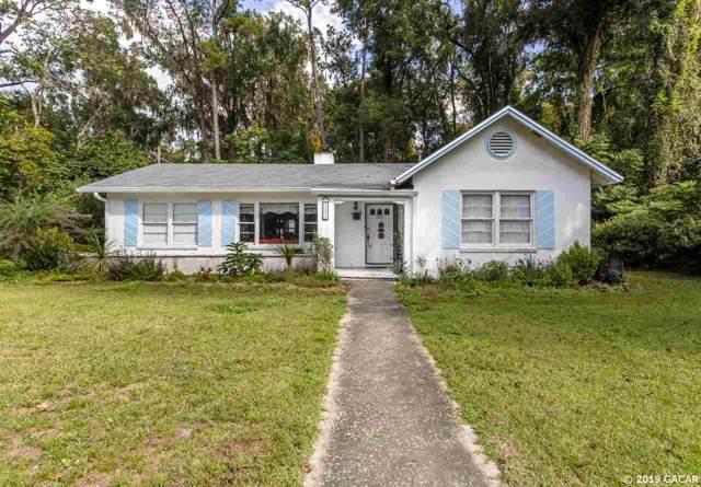 3221 NW 14TH Street, Gainesville, FL 32605 (MLS #429305) :: Bosshardt Realty