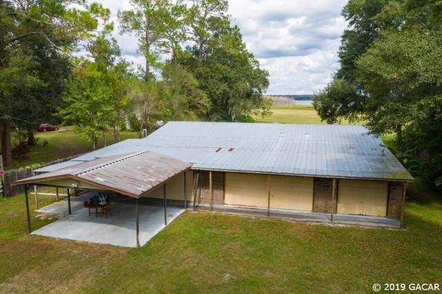7961 E Breezy Point Road, Melrose, FL 32666 (MLS #429313) :: Pepine Realty