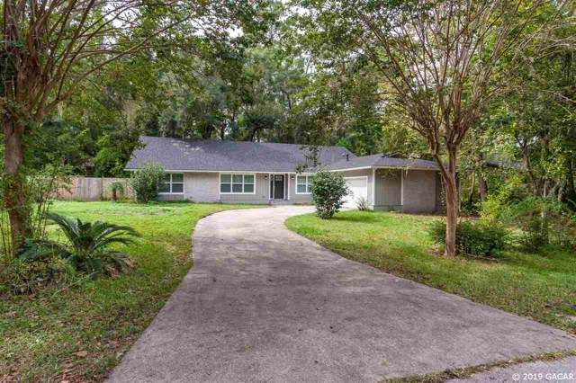2716 NW 37th Terrace, Gainesville, FL 32605 (MLS #429368) :: Bosshardt Realty