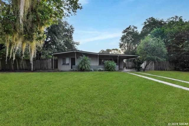 2221 NE 12TH Terrace, Gainesville, FL 32609 (MLS #429434) :: Abraham Agape Group