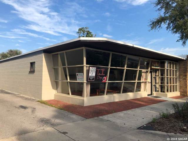 716 N Main Street, Gainesville, FL 32601 (MLS #429599) :: Pristine Properties