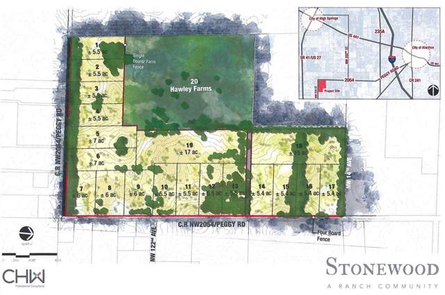 Parcel 14 NW 234th Street, Alachua, FL 32615 (MLS #429627) :: Bosshardt Realty