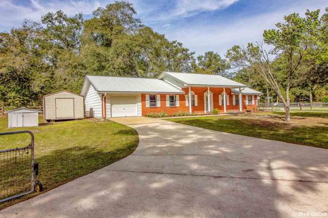 7676 S Yellow Pine Circle, Glen Saint Mary, FL 32040 (MLS #429743) :: Pristine Properties