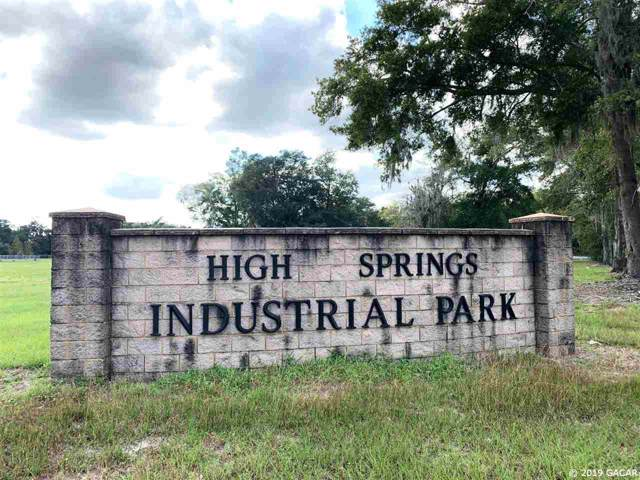 Lot 7 NW 178th Place, High Springs, FL 32643 (MLS #429869) :: Pepine Realty