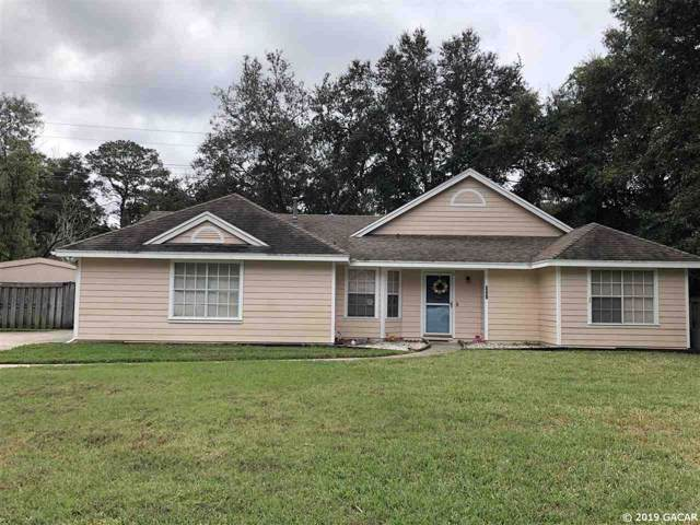 3421 NW 54TH, Gainesville, FL 32653 (MLS #429879) :: Bosshardt Realty
