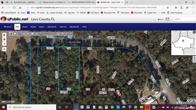 000 NW 45 Terrace, Chiefland, FL 32626 (MLS #429903) :: Bosshardt Realty