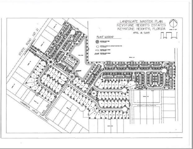 125 NE Commercial Circle, Keystone Heights, FL 32656 (MLS #429925) :: Bosshardt Realty