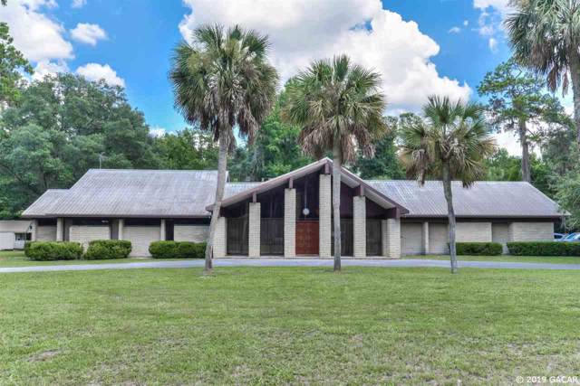 1426 NE Highway 351, Cross City, FL 32628 (MLS #430080) :: Bosshardt Realty