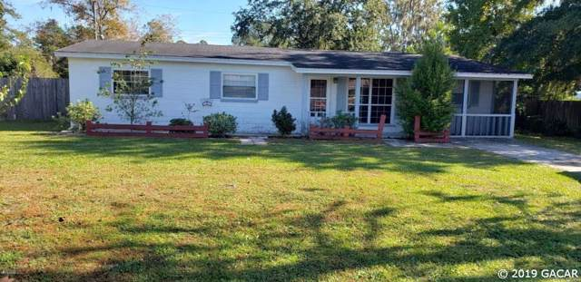 125 NE 8th Ave, Lake Butler, FL 32054 (MLS #430219) :: Bosshardt Realty