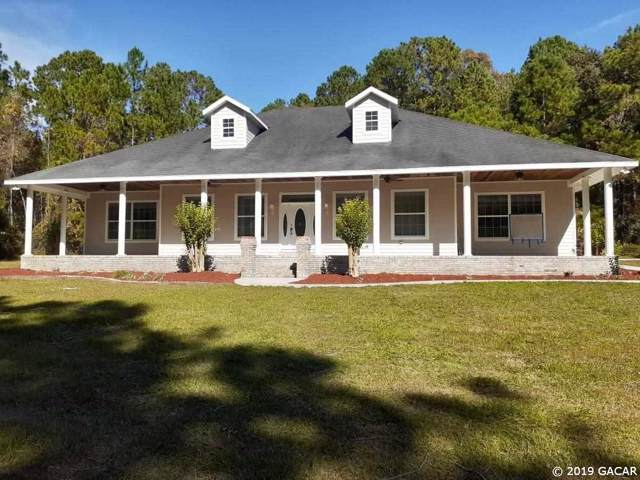 24113 Old Bellamy Road, High Springs, FL 32643 (MLS #430329) :: Rabell Realty Group