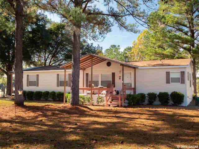 25508 Old Bellamy Road, High Springs, FL 32643 (MLS #430351) :: Rabell Realty Group