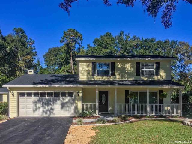 12510 W University Avenue, Newberry, FL 32669 (MLS #430376) :: Bosshardt Realty