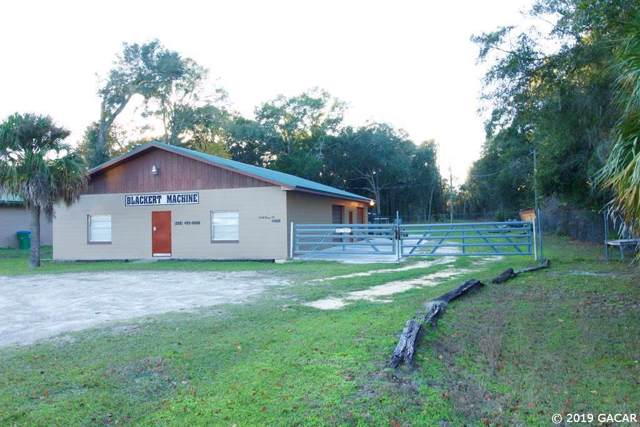 14038 NW Hwy 19, Chiefland, FL 32626 (MLS #430406) :: Pepine Realty