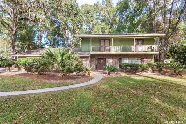 11315 NW Creek Drive, Alachua, FL 32615 (MLS #430456) :: Pepine Realty