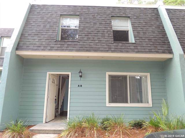 501 SW 75th Street A-8, Gainesville, FL 32607 (MLS #430487) :: Pristine Properties