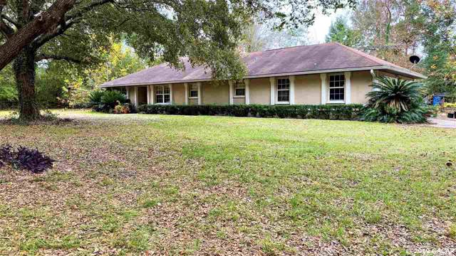 10725 NW County Road 235, Alachua, FL 32615 (MLS #430530) :: Bosshardt Realty