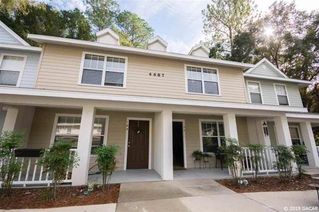 4687 SW 48 Drive #124, Gainesville, FL 32608 (MLS #430540) :: Rabell Realty Group