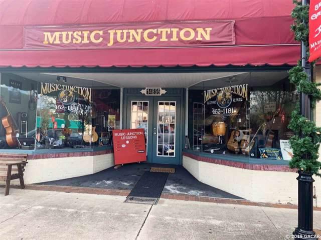 14856 N Main Street, Alachua, FL 32658 (MLS #430590) :: Pepine Realty