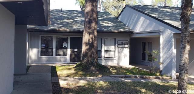4140 NW 27TH Lane, Gainesville, FL 32606 (MLS #430840) :: Bosshardt Realty