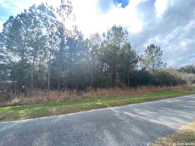 1 SW 40th Terrace, Lake Butler, FL 32054 (MLS #430891) :: Bosshardt Realty