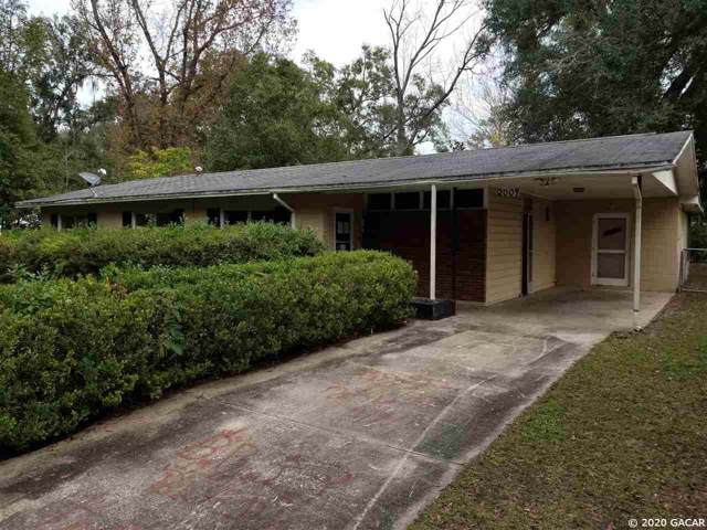 2009 NE 17th Terrace, Gainesville, FL 32609 (MLS #430936) :: Rabell Realty Group
