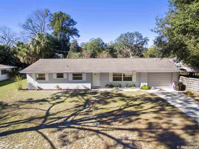 3604 NW 34 Terrace, Gainesville, FL 32605 (MLS #430996) :: Bosshardt Realty