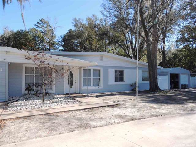 1221 NW 43rd Street, Gainesville, FL 32606 (MLS #431006) :: Rabell Realty Group